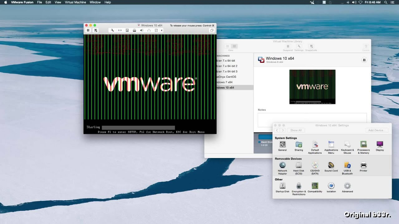 Vmware fusion for mac trial mac