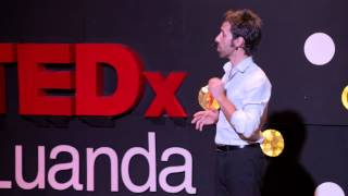 Bootcamp: Miguel Gonçalves at TEDxLuanda 2013