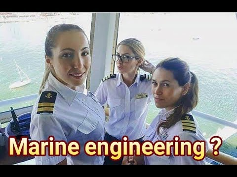 Marchant navy -ll What is Marine engineering?