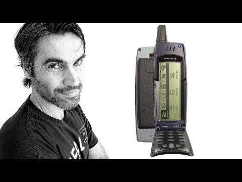 Ericsson R380, ¿El PRIMER TELÉFONO INTELIGENTE? | Retro Review en español