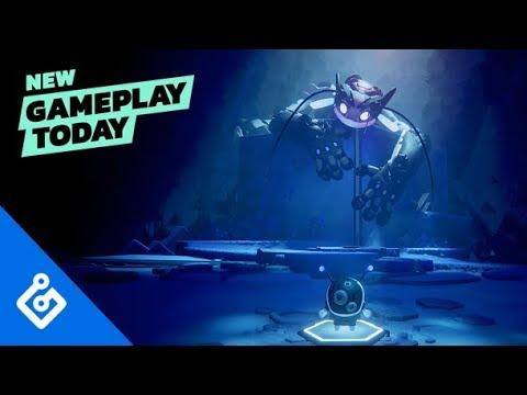 16 минут геймплея Dreams, в которой можно создать игру своей мечты