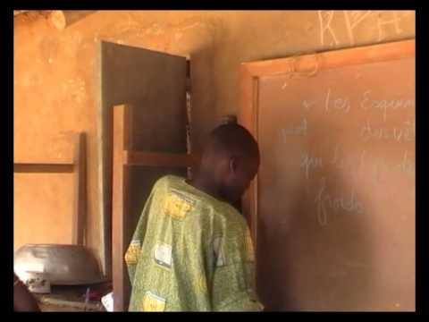 """BENIN 2007: l'orphelinat """"La Providence"""" de Lokossa"""