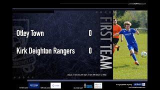Otley Town Match Highlights