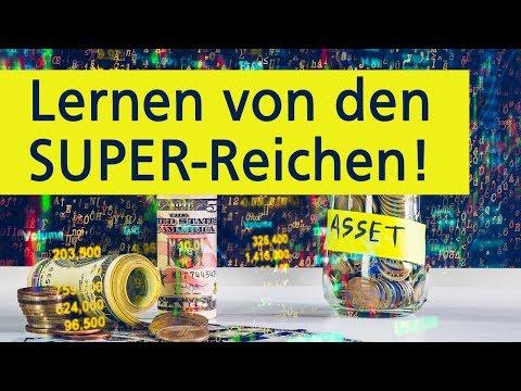 Lernen von den SUPER-Reichen!