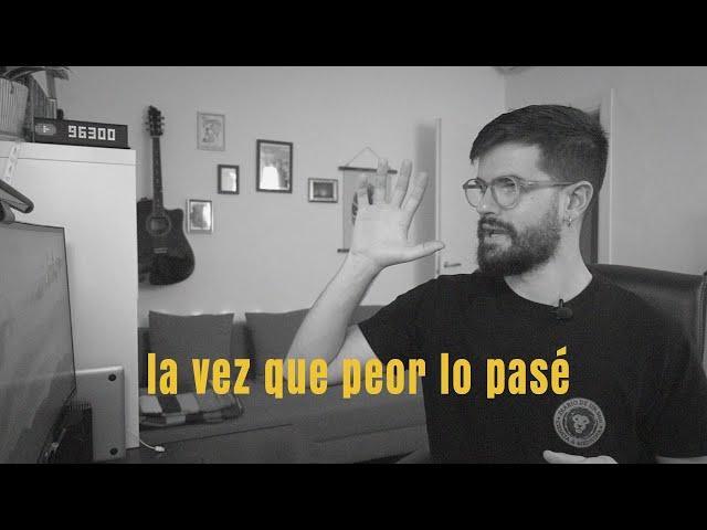 🤢 La vez que PEOR lo pasé como ESTUDIANTE DE MEDICINA   Diario de un MIR