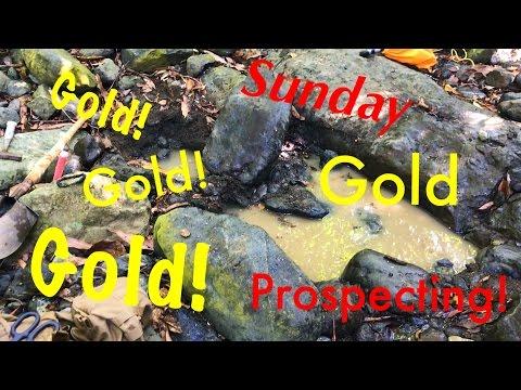 Sunday Gold Prospecting