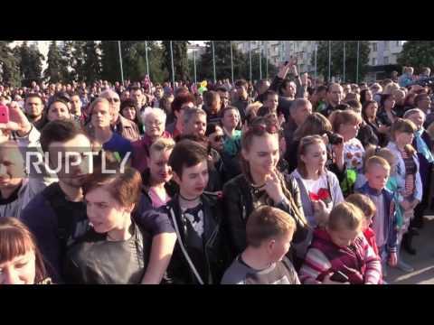 Ukraine: Self-proclaimed Lugansk