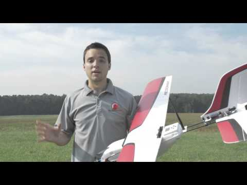 Flying the Lancaster UAV: Assembly and Mission Planning