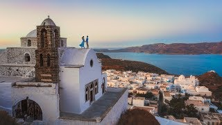 MILOS island GREECE 🇬🇷 A Travel Film