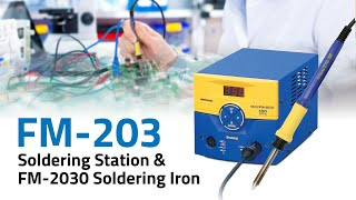 FM-203 How To Check FM-2032 Readiness
