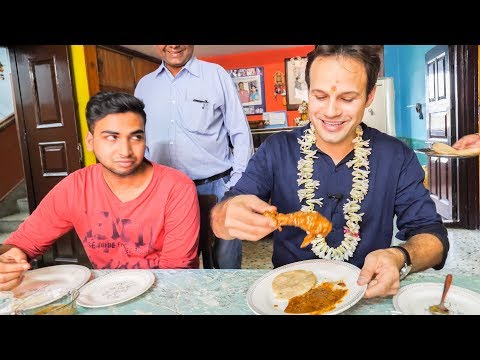 AMAZING Indian Food ADVENTURE in KOLKATA, India | BEST Indian Street Food and Homemade Indian CURRY