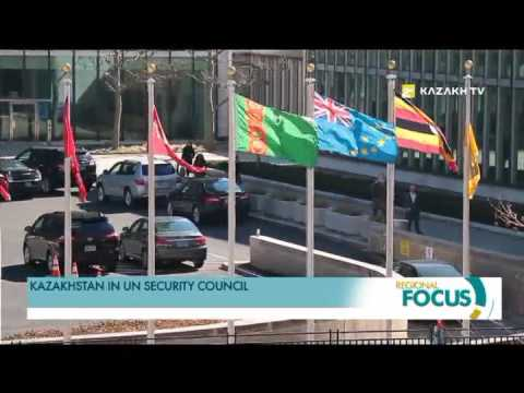 Kazakhstan in UN Security Council