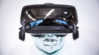 Hands-On with Valve Index VR Headset!