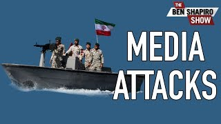 Baixar Iran Attacks Tanker Ships. The Left Attacks Trump