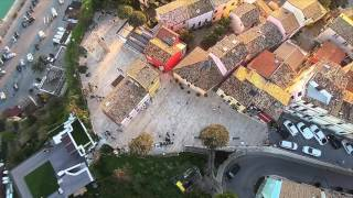 NUMANA Backstage dal drone - video PARADISE -
