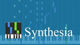 Ending from Gradius [Deluxe Pack Version] - Synthesia