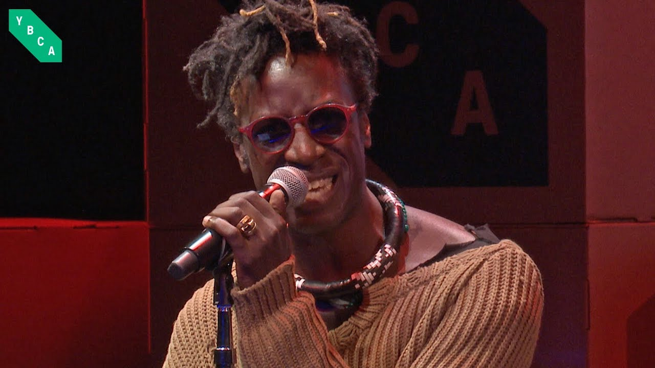 Saul Williams + Samora Pinderhughes – Full Performance