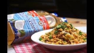 生酮低碳花椰菜炒饭