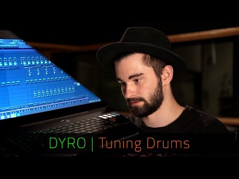 DYRO | Tuning Drums | FL Studio | Razer Music