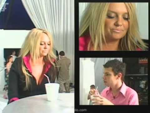 Emma Bunton - Maybe (Making Of The Video)