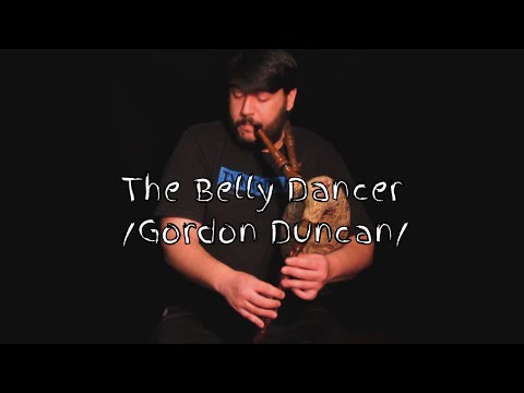 The Belly Dancer | Gordon Duncan | Gaita Gallega Trailer | FOLKLAB