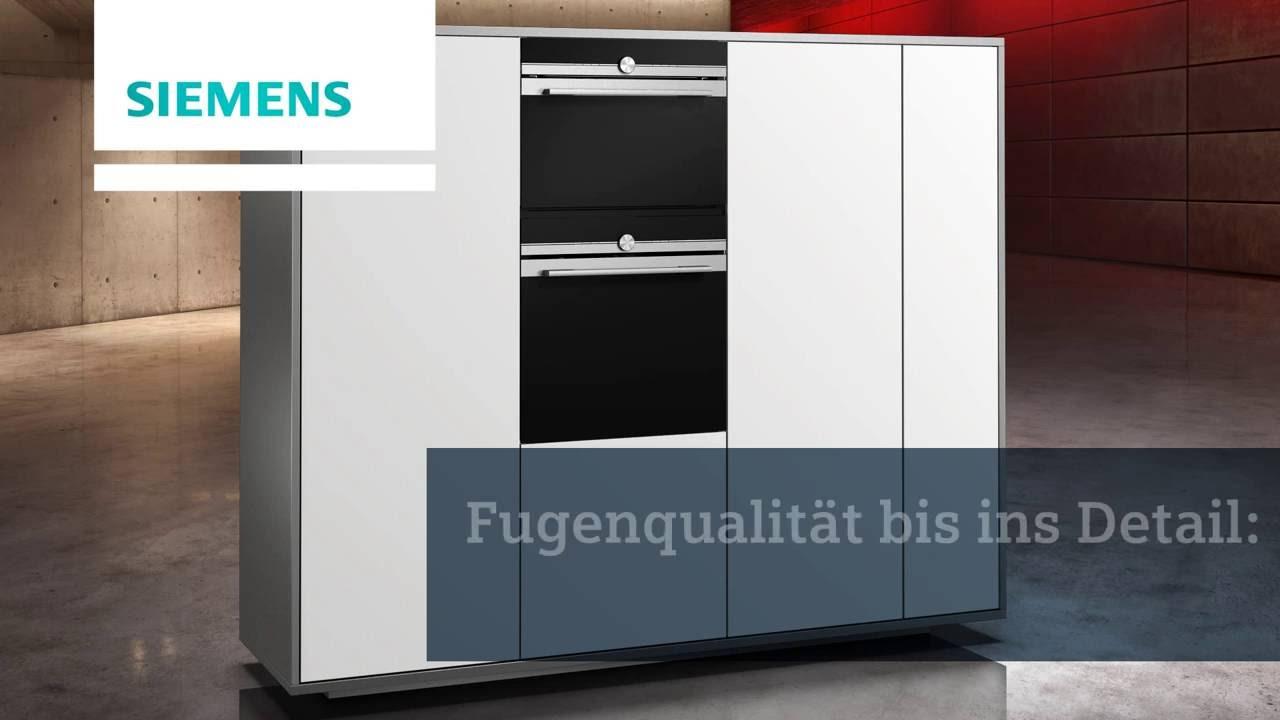 8.Siemens Küchen Partner Essen iQ700 Einbaubacköfen - YouTube | {Einbaubacköfen 20}