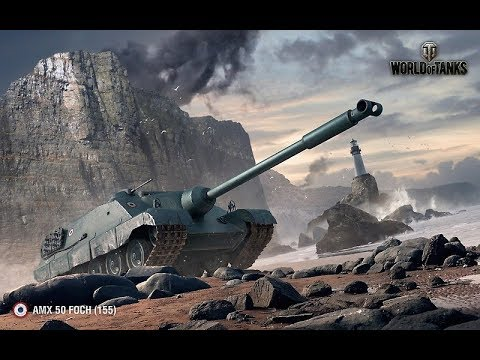 World of Tanks Blitz - Amx 50 Foch !