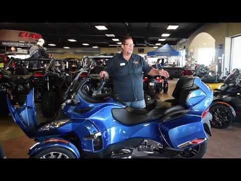 Clawson Motorsports: Can-Am Spyder