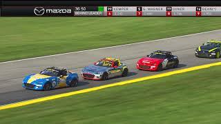Mazda Global MX-5 Cup series 2016 Videos