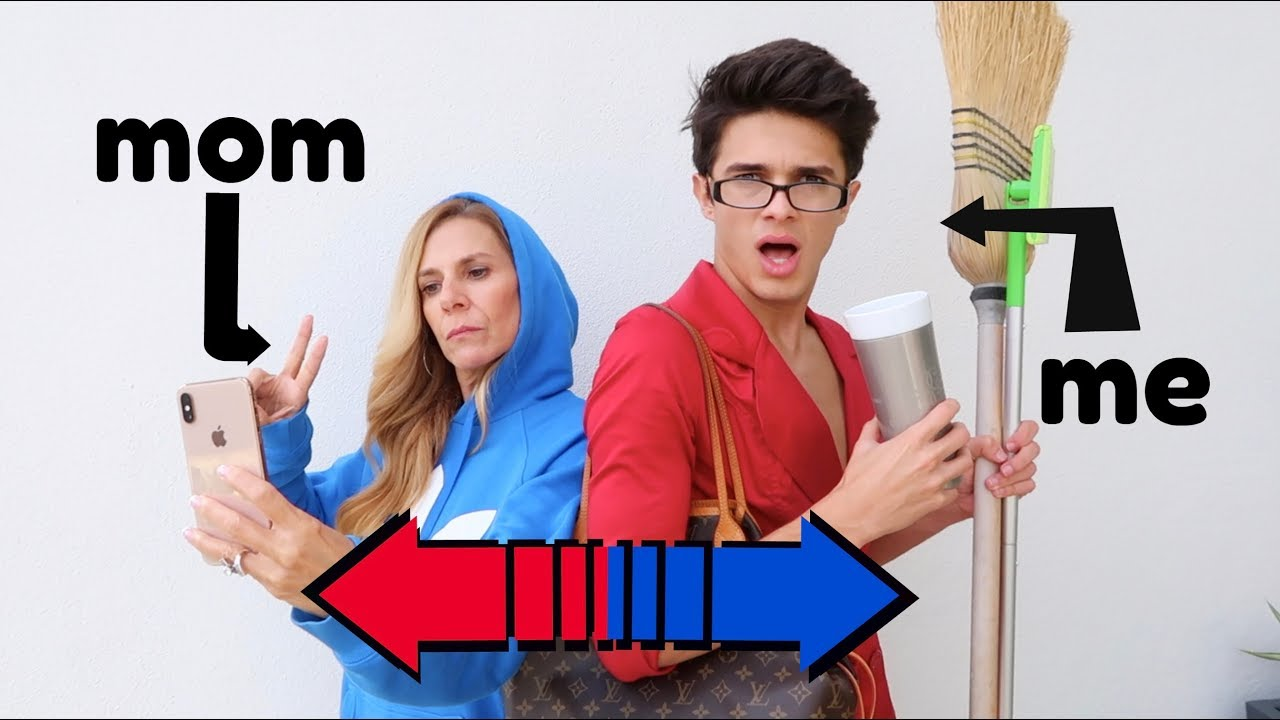 switching-lives-with-my-mom-brent-rivera