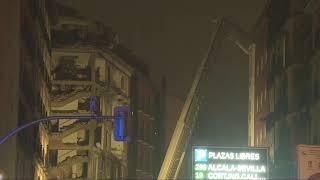 EN DIRECTO: EXPLOSIÓN en MADRID: 3 MUERTOS y UNA DOCENA DE HERIDOS