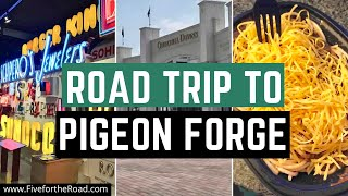 Tennessee Road Trip with Kids | Family Road Trip from Rochester, New York to Pigeon Forge, Tennessee