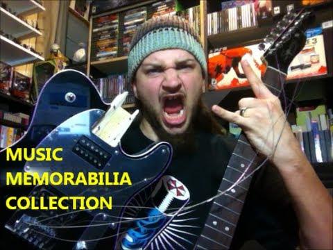 MUSIC MEMORABILIA COLLECTION | Scottsquatch
