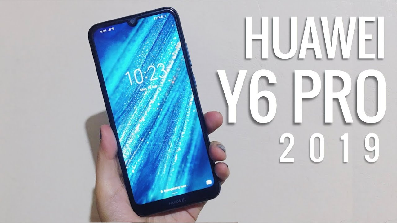 HUAWEI Y6 PRO 2019 UNBOXING AND REVIEW | WHY I LIKE IT| TAGALOG