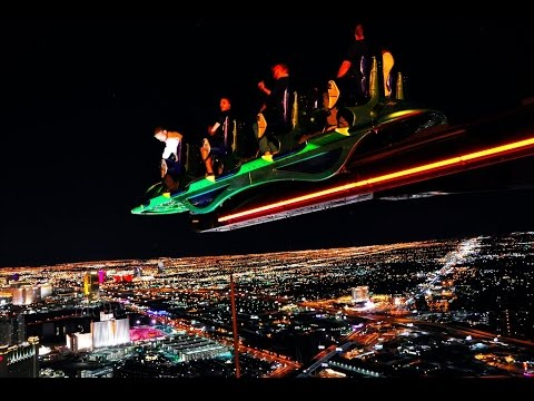 Stratosphere Tower Observation Deck And Rides