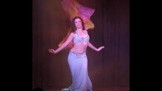 Belly Dance 2017 Hawel Teftekirny - Abdel Halim Hafez  حاول تفتكرني Lou Pradas @Orientalicious
