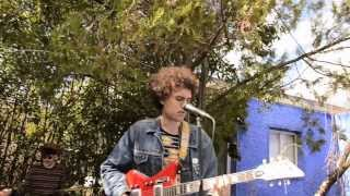 The Parrots #2 I Did Something Wrong / Las sesiones de Villa-Fender