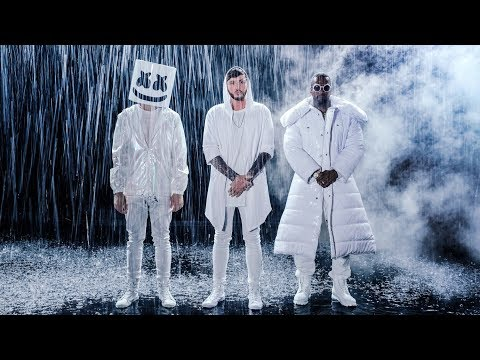 Marshmello X Juicy J - You Can Cry (Ft. James Arthur) (Official Video)