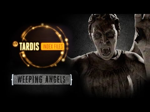 Who Are The Weeping Angels? | TARDIS Index Files | Doctor Who