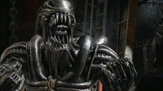 Mortal Kombat X: 8 Minutes of Alien vs. Predator Gameplay