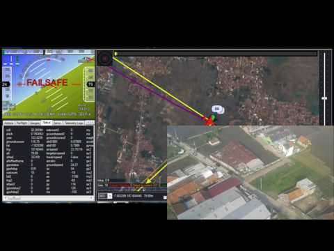 Test Flight Mavlink & FPV with 3G/4G (over data cellular)