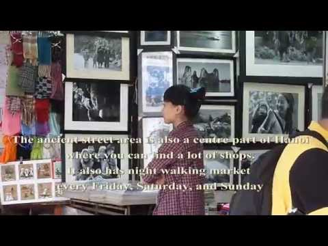 Hanoi, Vietnam travel video guide HD