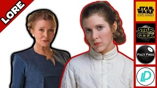 Star Wars Lore Episode CL (150) – The Life of Leia Organa