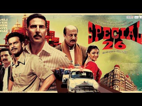Download Special 26 full movie best  facts | Akshay kumar | Anupam Kher | Manoj Bajpai |