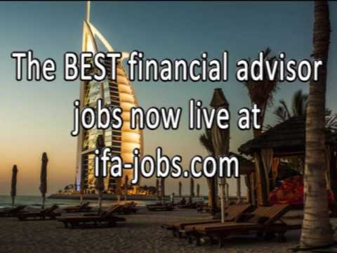 IFA Careers Offshore Financial Adviser Jobs offshore Advisor Careers
