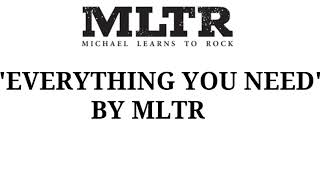 michael learns to rock everything you need lyrics
