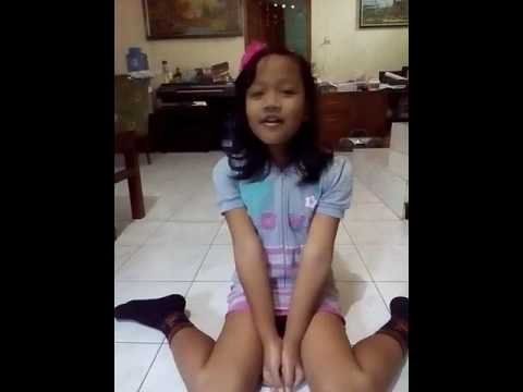 Doraemon song - yume wo kanaete - by Zita, indonesian kid