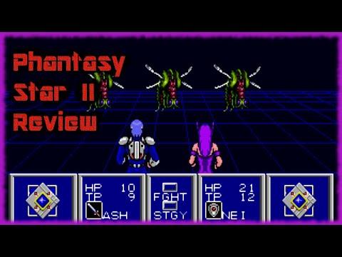 Phantasy Star II Review (Genesis)