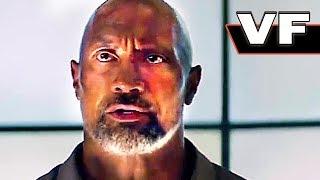 SKYSCRAPER Bande Annonce VF (Dwayne Johnson, Film d'Action 2018) streaming