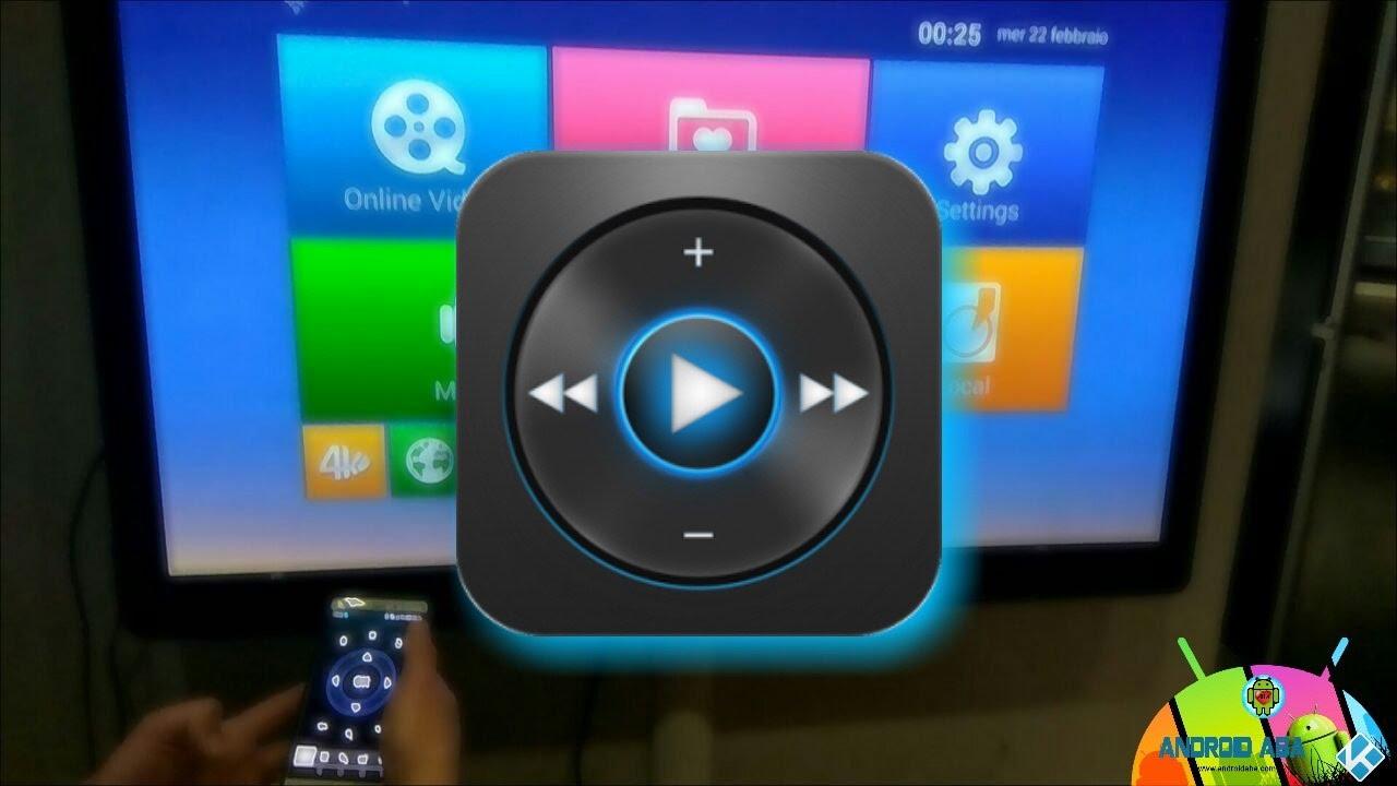 Come trasformare il tuo Android in un Telecomando per TV BOX